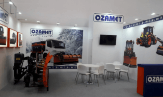 OZAMET - targi IFAT